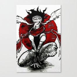 Boku no hero Canvas Print