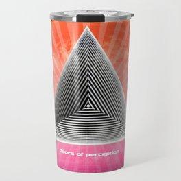 Doors of perception series 1 Travel Mug