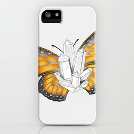 Healing Wings iPhone Case