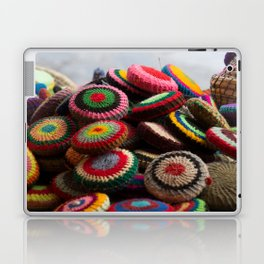 Chefchaouen Details Laptop & iPad Skin