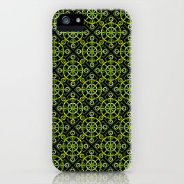 Riveting Grommets iPhone Case