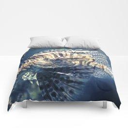 sea fish Comforters