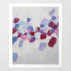 Amoebic Flow No. 1 Art Print