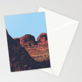 Kata Tjuta Stationery Cards