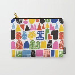 So many colors to be happy Carry-All Pouch