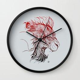 Liger Wall Clock