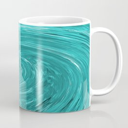 Watch the Swirling Water Go Down the Drain Coffee Mug