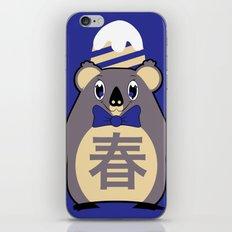 Haru - Season bear Spring iPhone & iPod Skin
