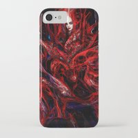 witchcraft iPhone & iPod Cases featuring Witchcraft by Gyossaith
