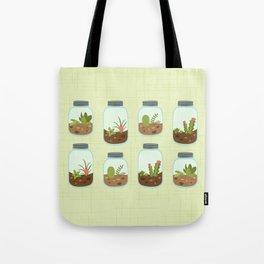 Terrariums Tote Bag
