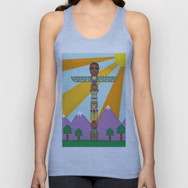 All That Power Unisex Tank Top