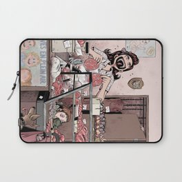 Boucherie charcuterie Laptop Sleeve