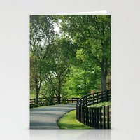 kentucky Stationery Cards featuring Kentucky by Lynn Photography