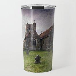 All Saints Wittersham Travel Mug