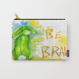 Be Brave In Color Carry-All Pouch