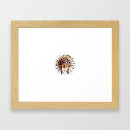 High on life Framed Art Print