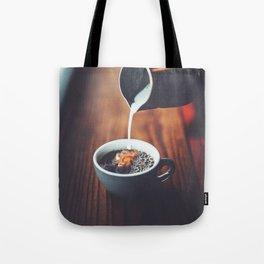 Dreams In My Coffee Tote Bag