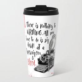 Bloodwrite Travel Mug