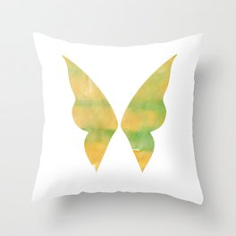 Earth Fairy Throw Pillow