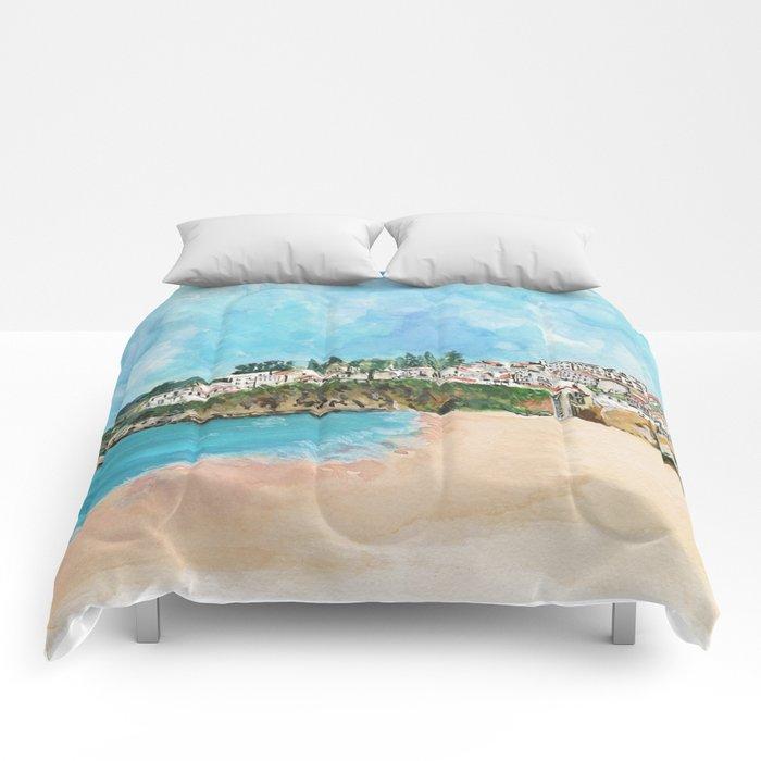 Albufeira, Portugal Comforters