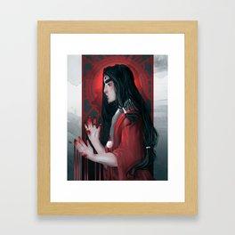Benjiro Framed Art Print