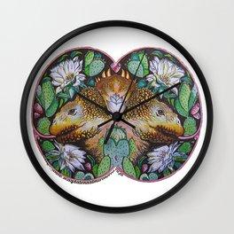 Iguanas design Wall Clock