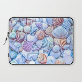 Seashells Everywhere Laptop Sleeve