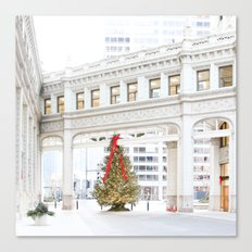 Magic on Chicago's Mag Mile Canvas Print
