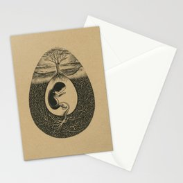 Natural Birth Stationery Cards