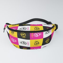 HAPPY Japanese Fanny Pack