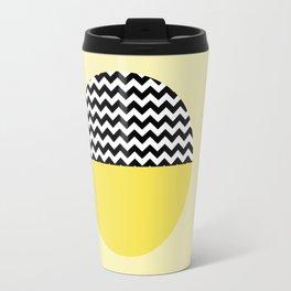 Moiety Yellow Travel Mug