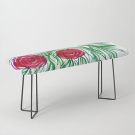 Bloom Where You're Planted Bench