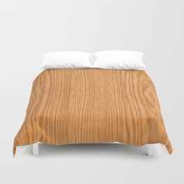 Wood 3 Duvet Cover
