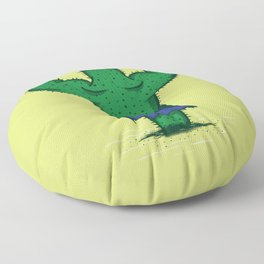 The Incredible Hulktus Floor Pillow