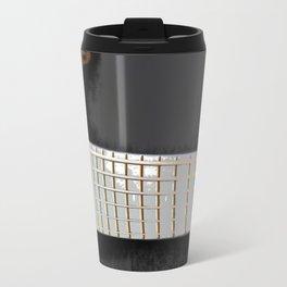 Morphed Portrait of an Ltd Travel Mug