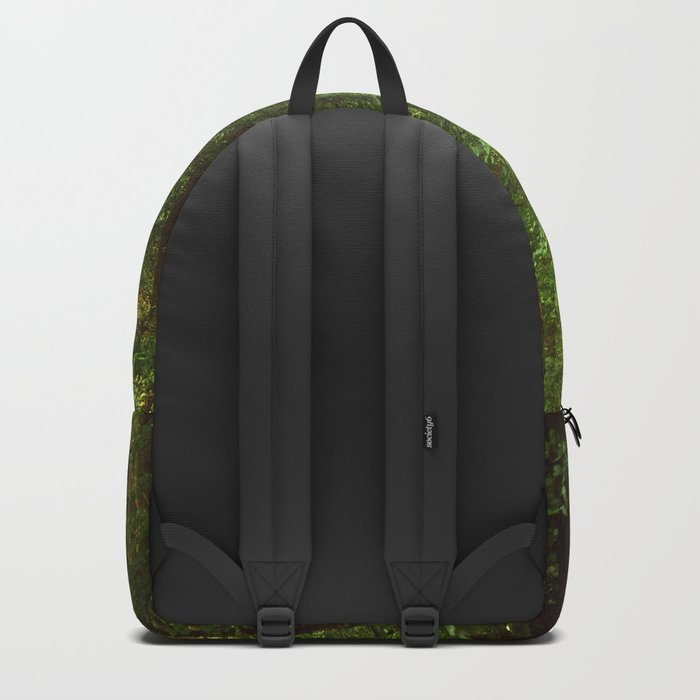 Forest path Backpack