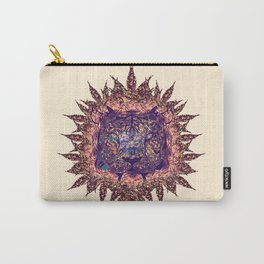 Tiger Design Carry-All Pouch