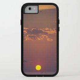 JFK Sunset iPhone Case