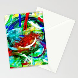 Chinese Fishbowl Stationery Cards