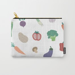 Eat your vegetables Carry-All Pouch
