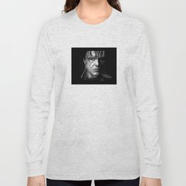 the Reluctant Hero Long Sleeve T-shirt