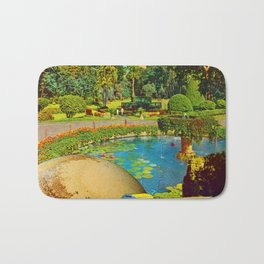 Gardens of Pluto Bath Mat