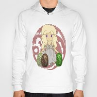 mother of dragons Hoodies featuring Mother of Dragons by Cosmic Lab Creations