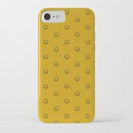 Smile Pattern iPhone Case