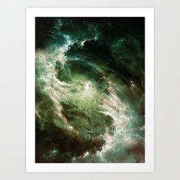 β Electra Art Print