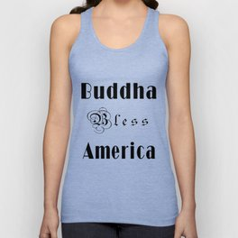 Buddha Bless.... Unisex Tank Top