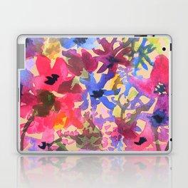 Wildflower Bunches Laptop & iPad Skin