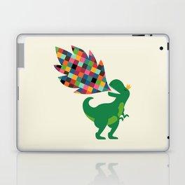 Rainbow Power Laptop & iPad Skin