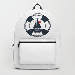 Sailor. Explorer Backpack