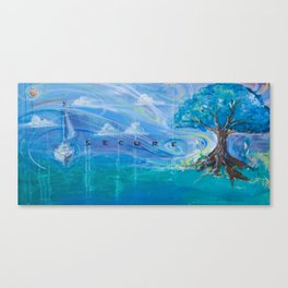 secure Canvas Print
